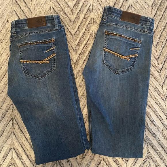 LOT of 2 BKE Stella Jeans